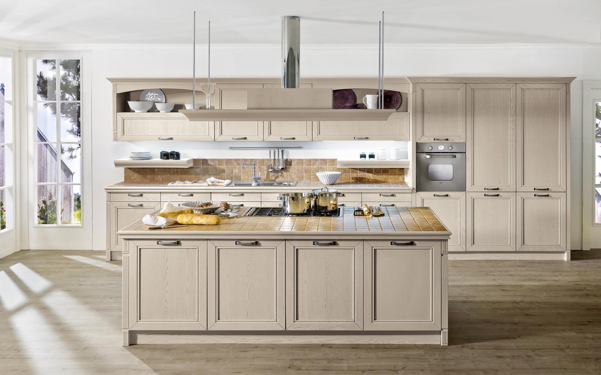 30 Grande Arredare La Cucina | L\'arredamento e la Decorazione Idee